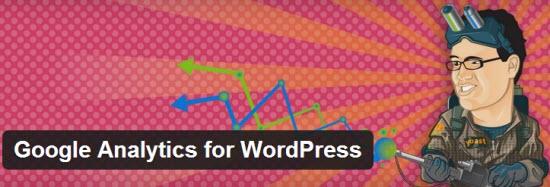 Google Analytics for WordPress