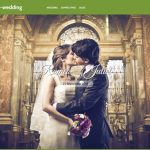 21 Beautiful WordPress Wedding Themes