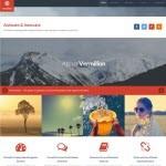 Business Joomla Template Vermilion