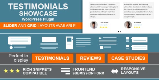 WordPress Testimonial Plugins