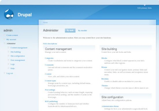 WordPress Alternatives CMS