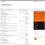 Plethora phpBB Style from RocketTheme