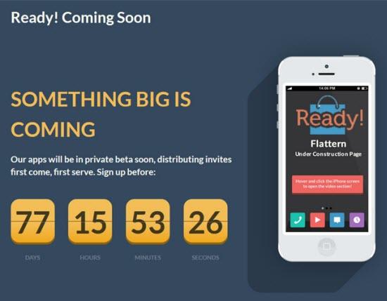 Coming Soon Plugins