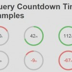 6 Useful Countdown Script for Web Developers