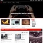 Download Joomla Template Ambrosia