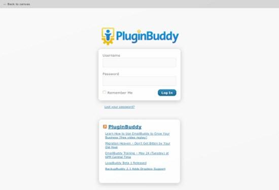 WordPress Custom Login Page Plugins