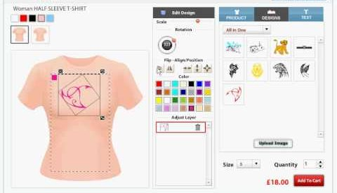 How Is Custom T-Shirt Designer Software Beneficial