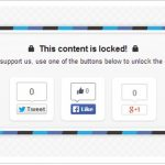 5 Best WordPress Social Content Locker Plugins