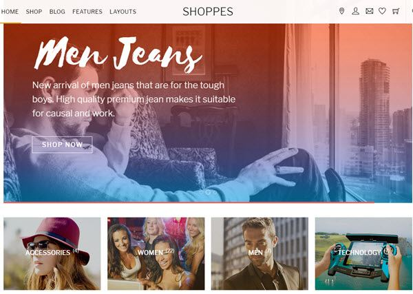 Themify Shoppe WooCommerce Theme Review