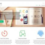 25 Best & Free WordPress Themes