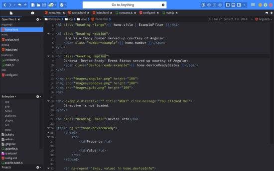 Komodo Free HTML Edit