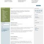 Free WordPress Theme Afterburner