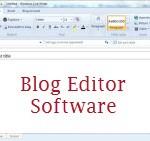 5 Free Offline Blog Editors