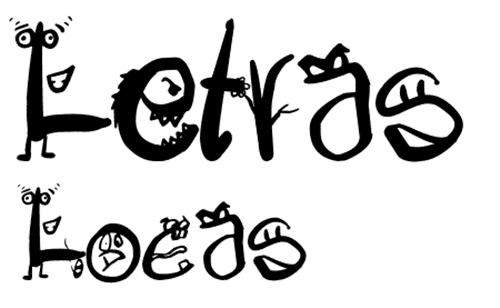 Letras Locas