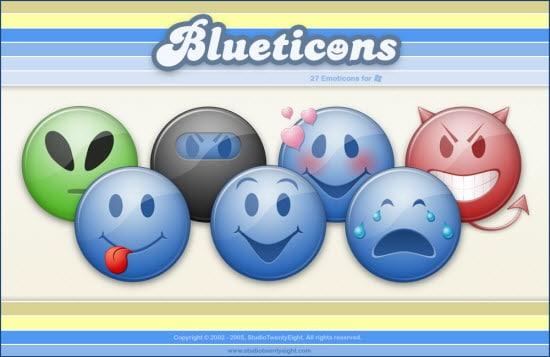 Free Emotion Icon Sets