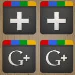 11 Free Beautiful Google Plus Icons Set