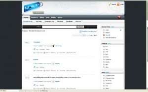 Social Bookmarking CMS Script (Digg Clone) Software Social bookmarking Social script reditt program free dig clone bookmarking