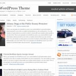 3 Columns WordPress News Theme by StudioPress