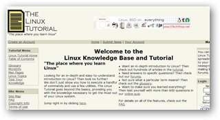 the-linux-tutorial