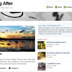 Free WordPress Theme The Morning After