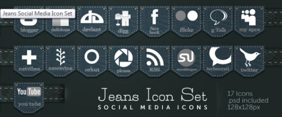 New Free Icons Set